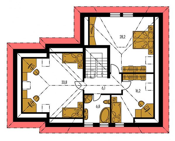 Rodinný dom Bungalow 66