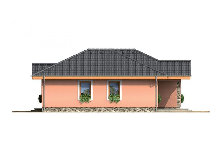 Rodinný dom Bungalow 68