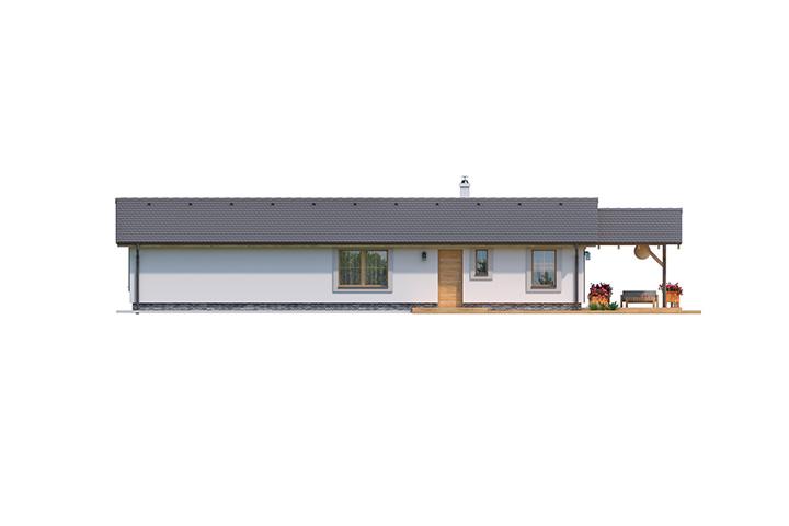 Rodinný dom Bungalow 213