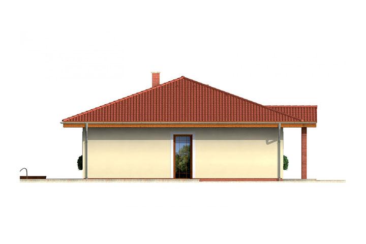 Rodinný dom Bungalow 69