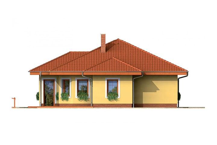 Rodinný dom Bungalow 71