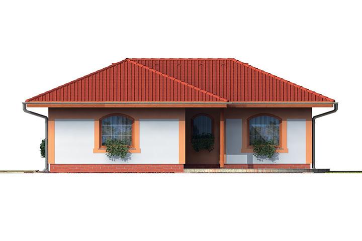 Rodinný dom Bungalow 72