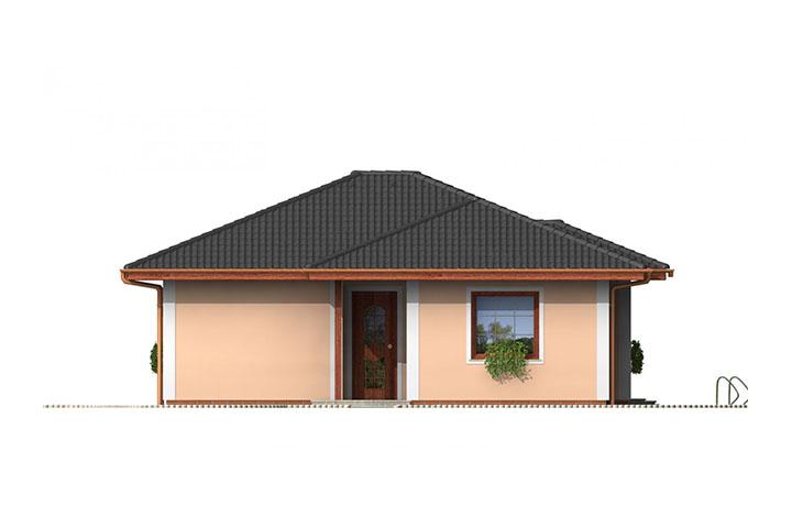 Rodinný dom Bungalow 74
