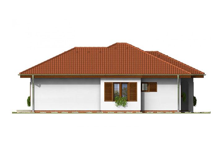 Rodinný dom Bungalow 77