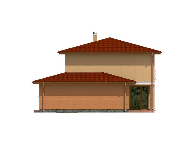 Rodinný dom Optimal 540