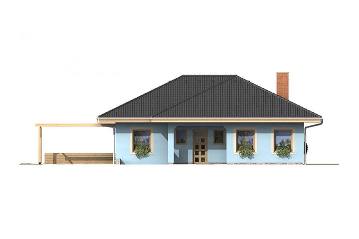 Rodinný dom Bungalow 82