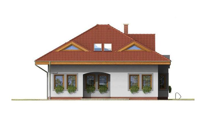 Rodinný dom Bungalow 89