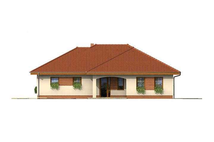 Rodinný dom Bungalow 92