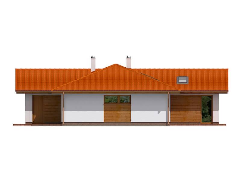 Rodinný dom Bungalov 871
