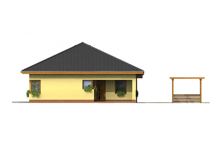 Rodinný dom Bungalow 101
