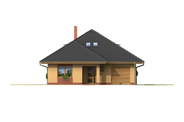 Rodinný dom Bungalow 103