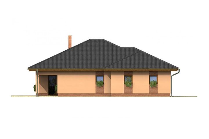 Rodinný dom Bungalow 105