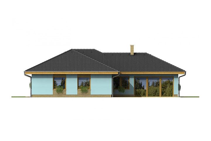 Rodinný dom Bungalow 106
