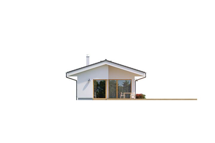 Rodinný dom Bungalow 215