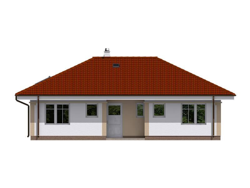 Rodinný dom Bungalov 568