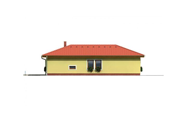 Rodinný dom Bungalow 107