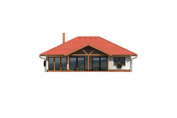 Rodinný dom Bungalow 109