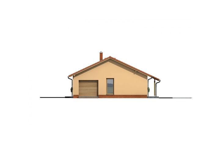 Rodinný dom Bungalow 115