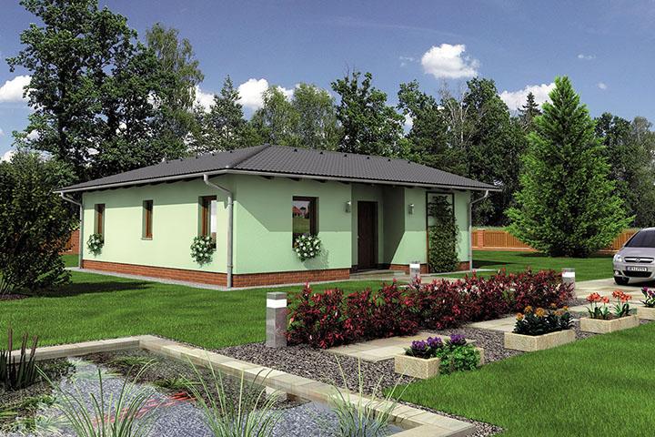 Rodinný dom Bungalow 116