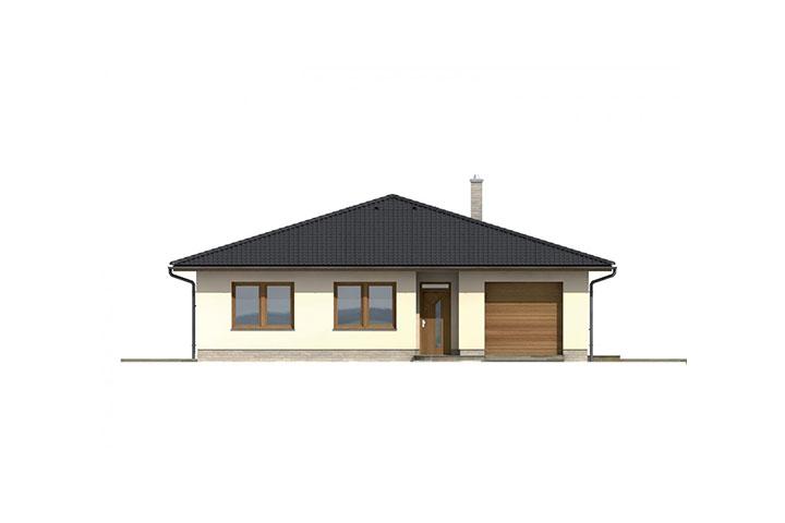 Rodinný dom Bungalow 119