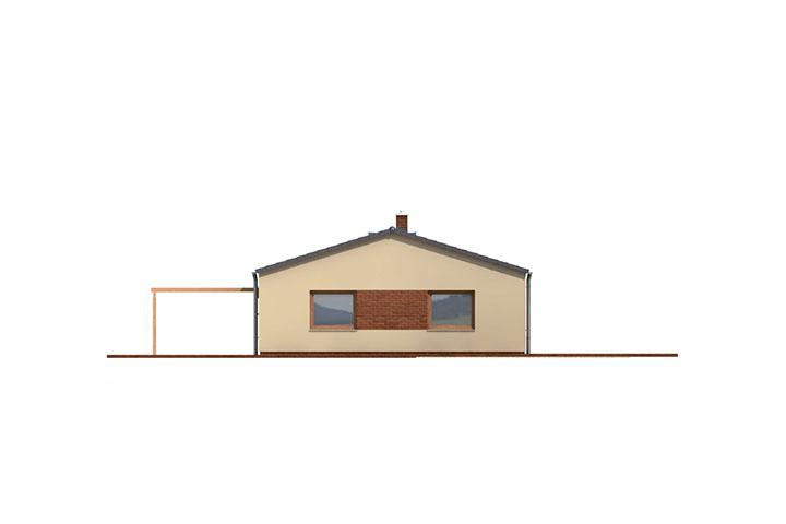 Rodinný dom Bungalow 121