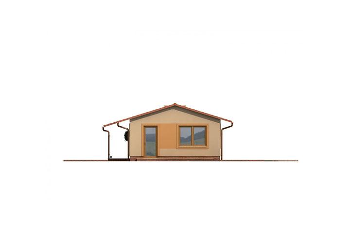 Rodinný dom Bungalow 122