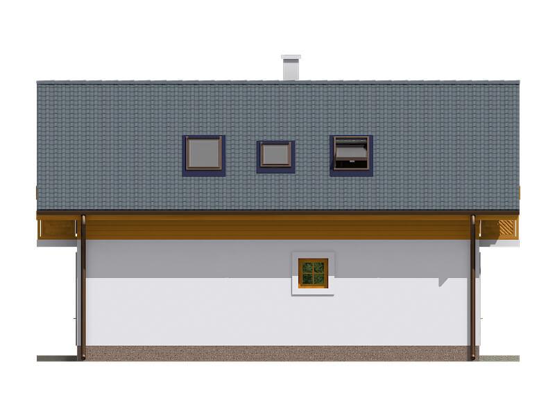 Rodinný dom Klasik 099