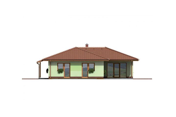 Rodinný dom Bungalow 123