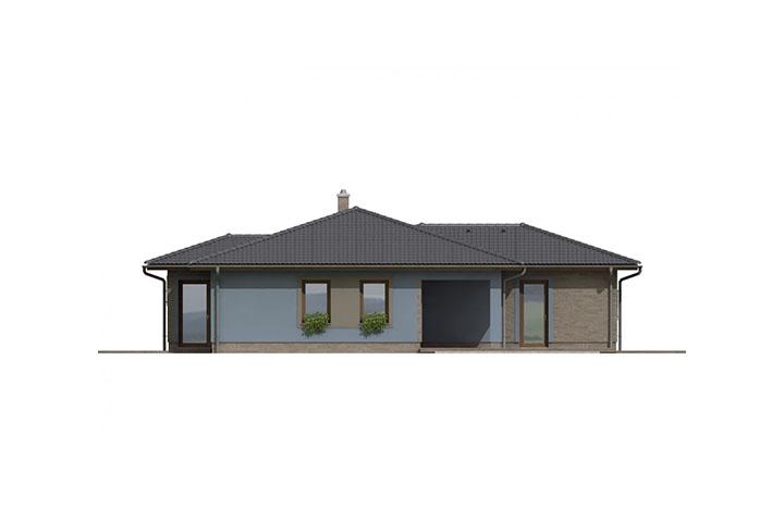 Rodinný dom Bungalow 125