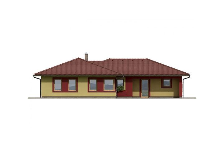 Rodinný dom Bungalow 126