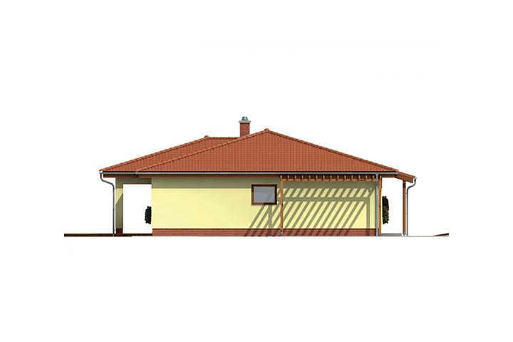 Rodinný dom Bungalow 127