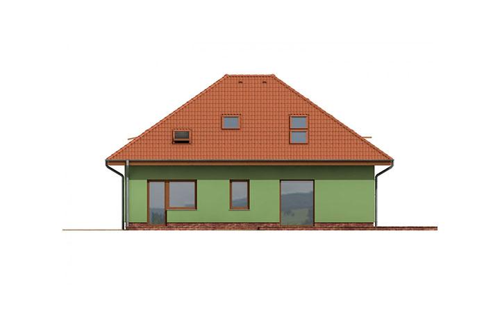 Rodinný dom Bungalow 128