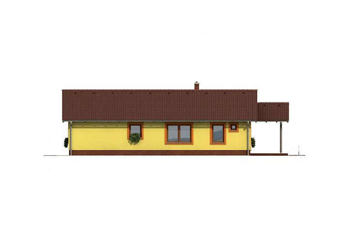 Rodinný dom Bungalow 130
