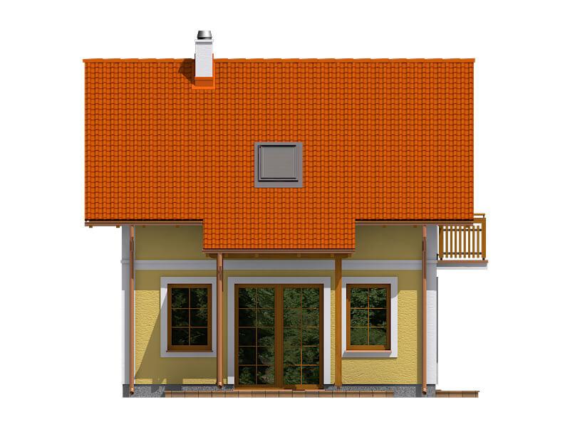 Rodinný dom Kompakt 501