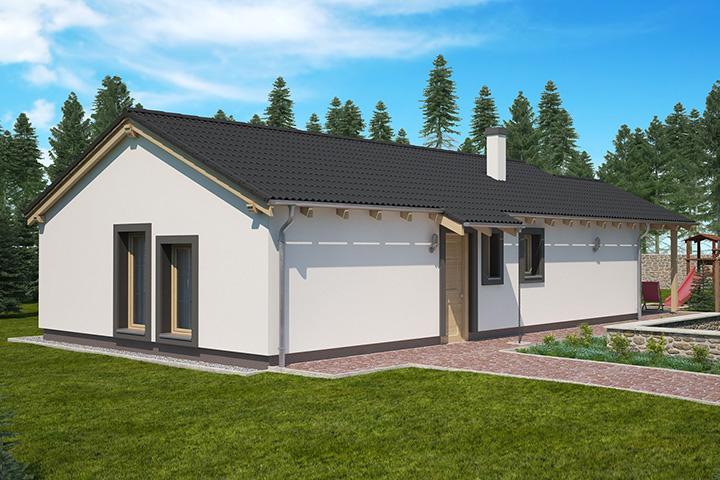 Rodinný dom Bungalow 139