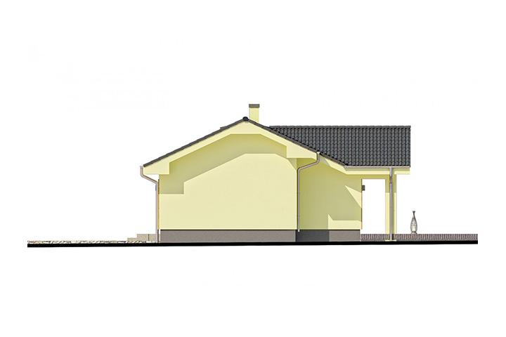 Rodinný dom Bungalow 146