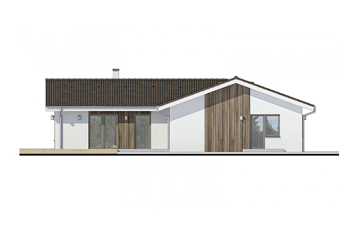 Rodinný dom Bungalow 159