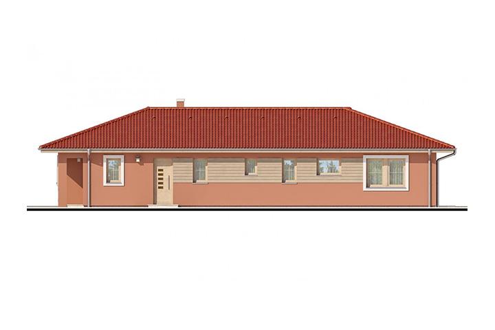 Rodinný dom Bungalow 161