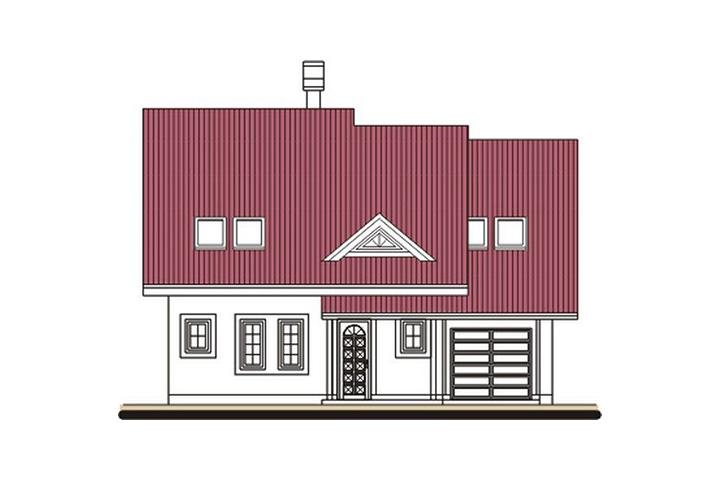 Rodinný dom Comfort 109