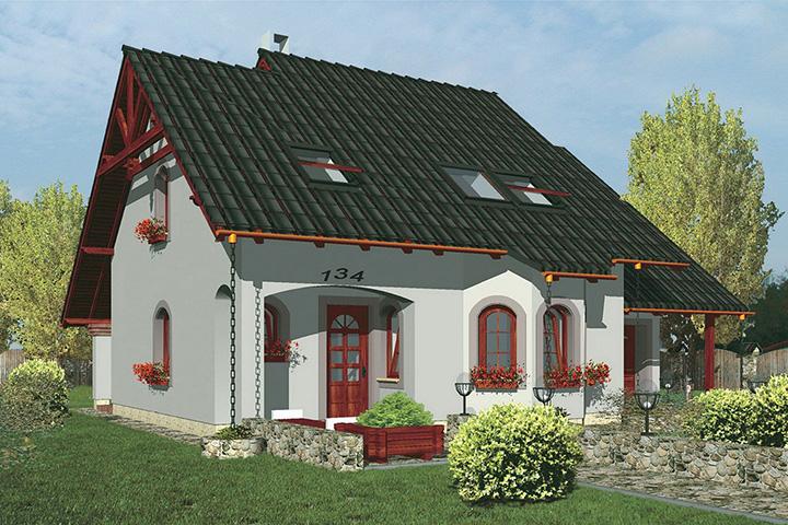 Rodinný dom Comfort 134