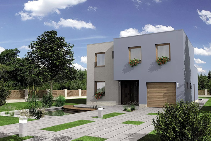 Rodinný dom Cuber 7