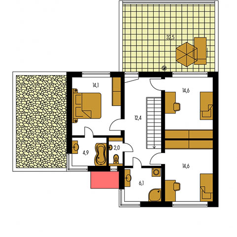 Rodinný dom Cuber 8