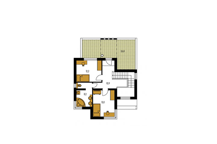 Rodinný dom Cuber 9