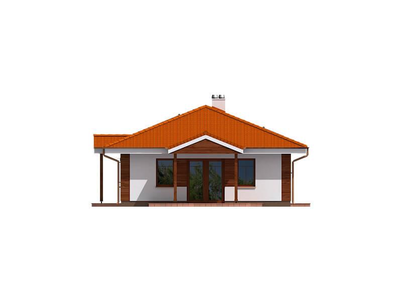 Rodinný dom Bungalov 762