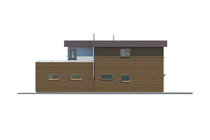 Rodinný dom Cuber 12