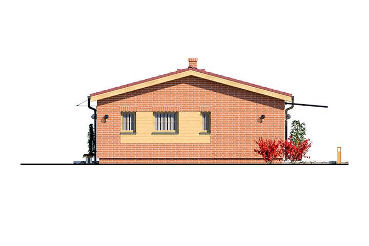 Rodinný dom Bungalow 218
