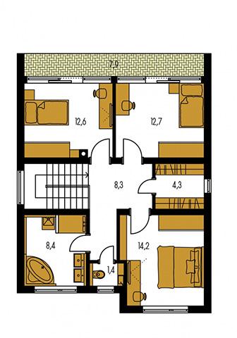 Rodinný dom Cuber 16