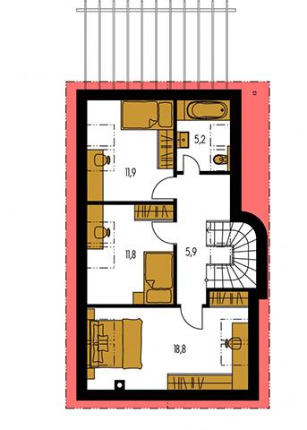 Rodinný dom Domino