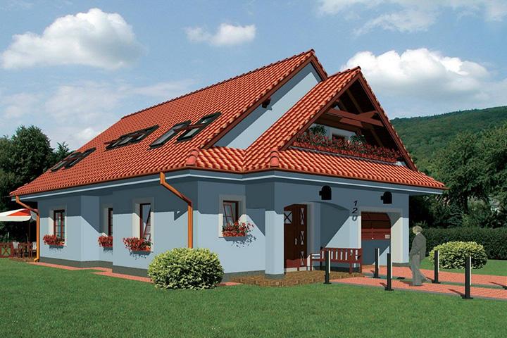 Rodinný dom Elegant 120