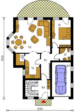 Rodinný dom Elegant 123